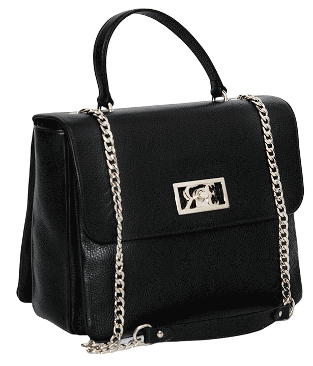 platinum handbag - The Royal Empire